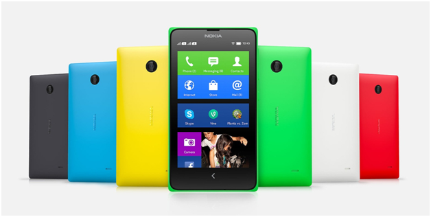 nokia x series Nokia unveils its Quasi Android Line up   The X Series