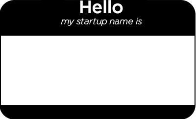 startupname Choosing name for your startup? Check these great tips out!