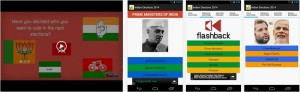 Indian elections 2014 300x92 Apps to educate and entertain you during Election times
