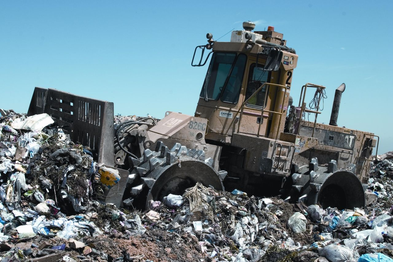 waste management startups