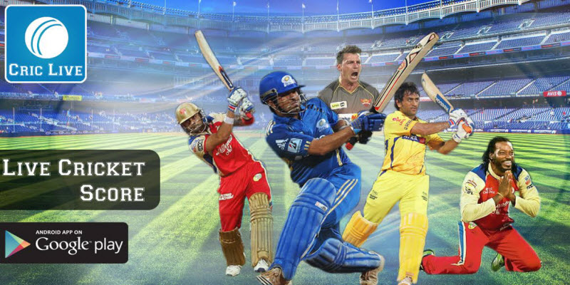 bannerCL CricLive Cricket Scores | The Best A Scoreboard Can Get