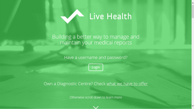 livehealth 640x360 Pune based healthcare Saas Startup LiveHealth aims to make EHRs easy for patients and labs
