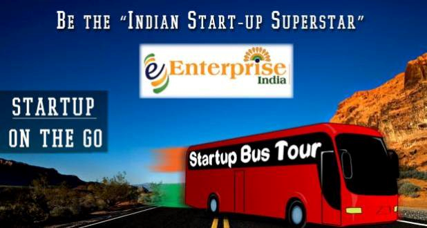 A Startup Bus tour to build a large network of Buspreneurs!