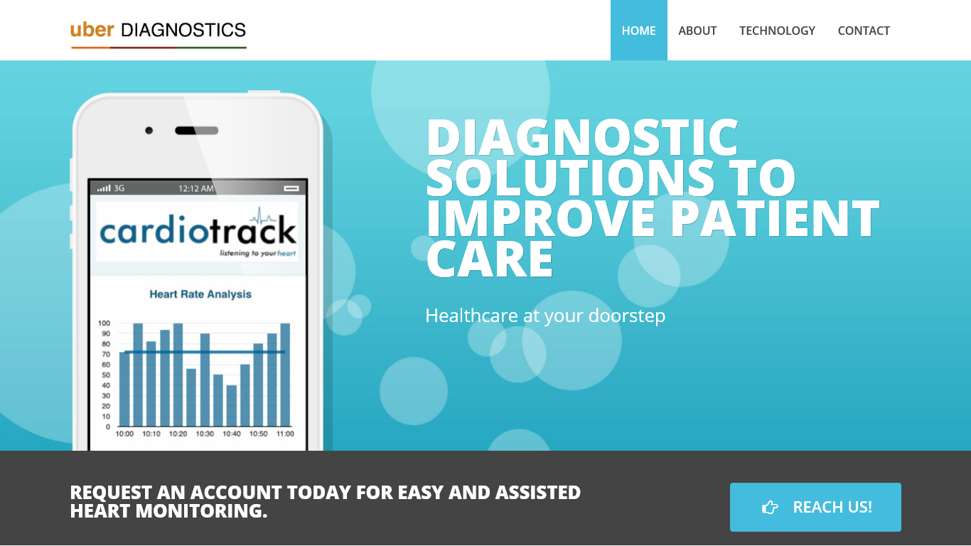 Cardiotrack - Making ECG Affordable for Semi-urban and Rural communities