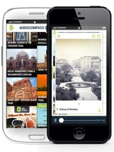 Audiocompass App 226x300 MIT Sloan Alumni Gautams AudioCompass turns your Phone into a Personal Tour Guide