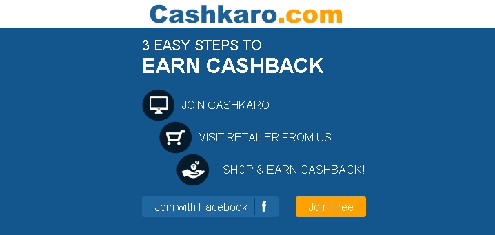 Purchase And Get Paid | CashKaro.com