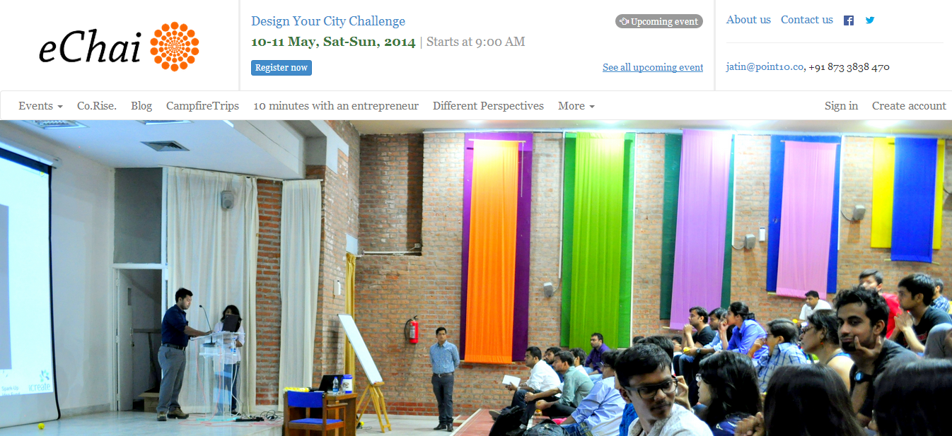 #eChaiFest - eChai Ventures 2nd edition happening from May 3rd to May 11th