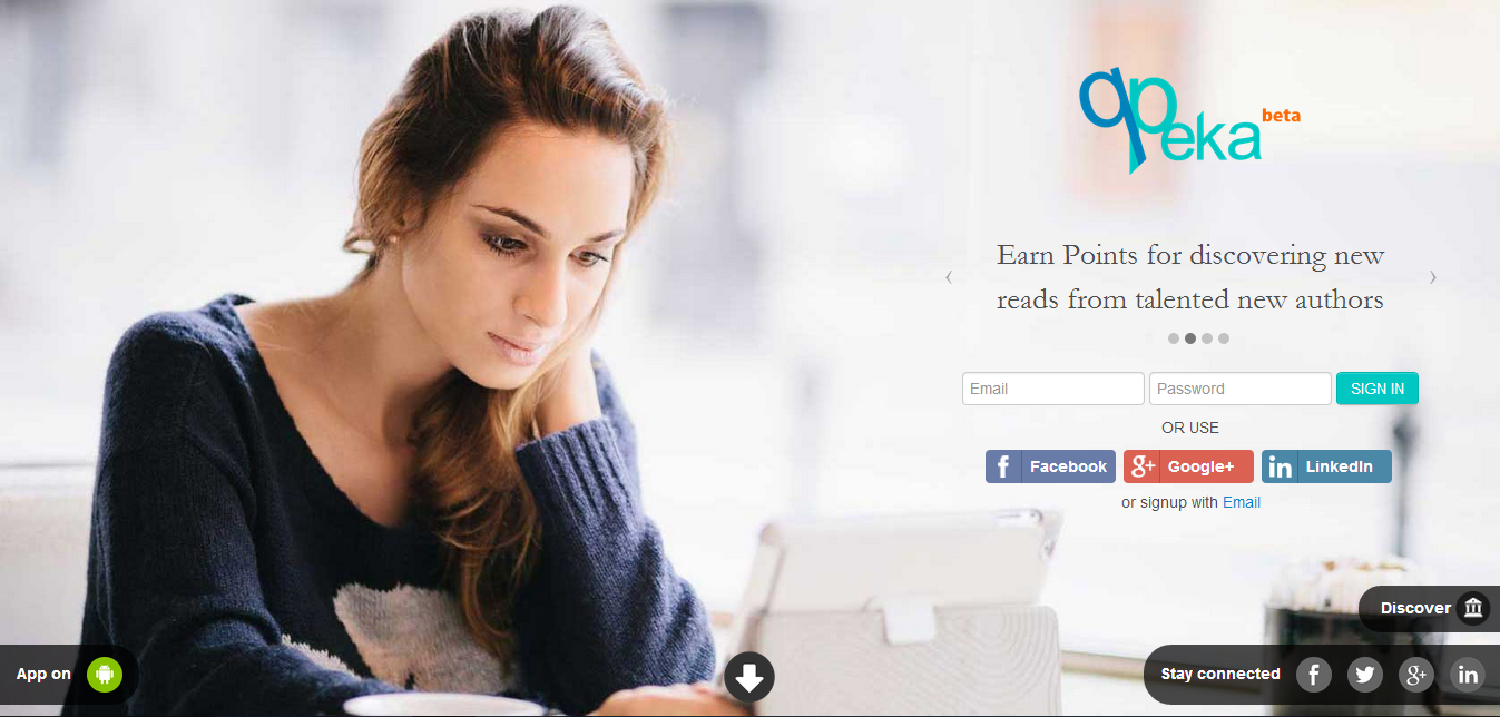 Mumbai based Qpeka enables you to pay only for the pages you read in a book