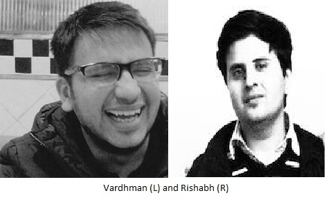 vardhman 1  Delhi based IRentShare lets people rent/ share goods within Communities