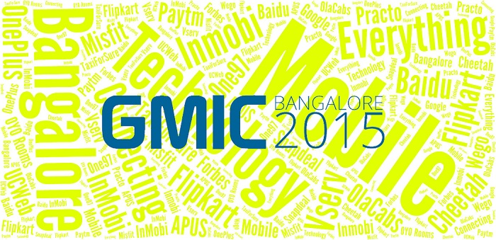 GMIC 2015 Bangalore