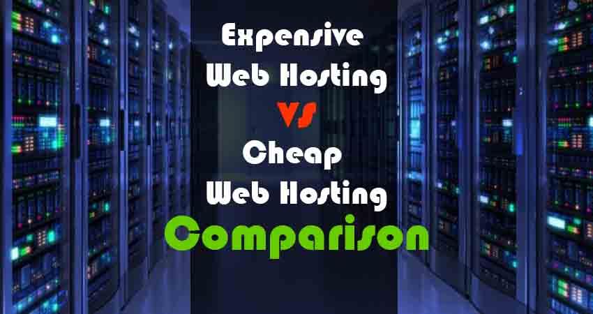 expensive-vs-cheap-web-hosting