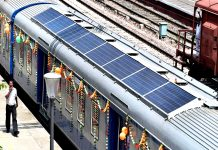 india solar trains