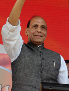 Rajnath Singh launches online portal to stop child labour