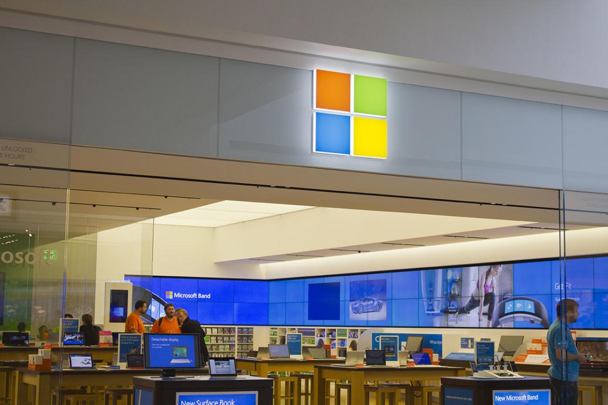 Microsoft Hyderabad Campus Gets the Garage