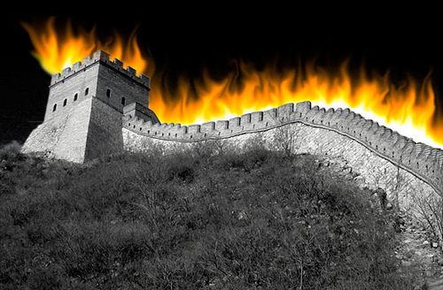 Getting Behind the Great Firewall of China