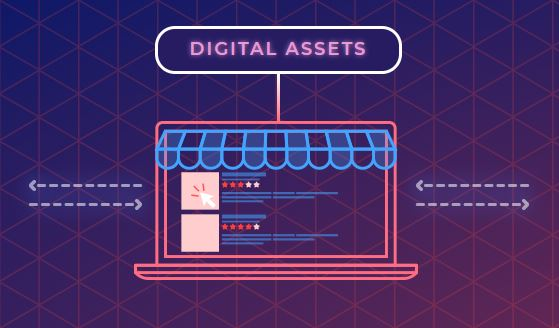 If corporations can make money from your digital assets, why can't you?