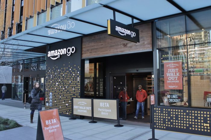 Amazon Go is Inspiring AI in Retail