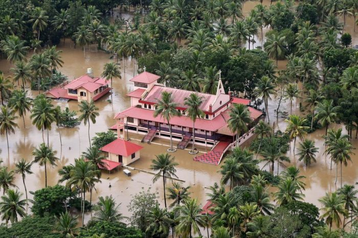 10 Tech Companies Helping Out during Kerala Floods