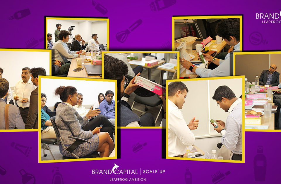 Brand Capital's Scale Up Paces Up the FMCG Startup Space