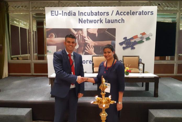 Portugal incubator invited to co-create EU-India Incubators and Accelerators Network in Bengaluru
