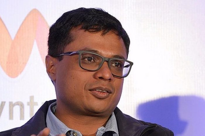 Sachin Bansal Likely to Invest Upto USD $100 M in Cab Hailing Company Ola