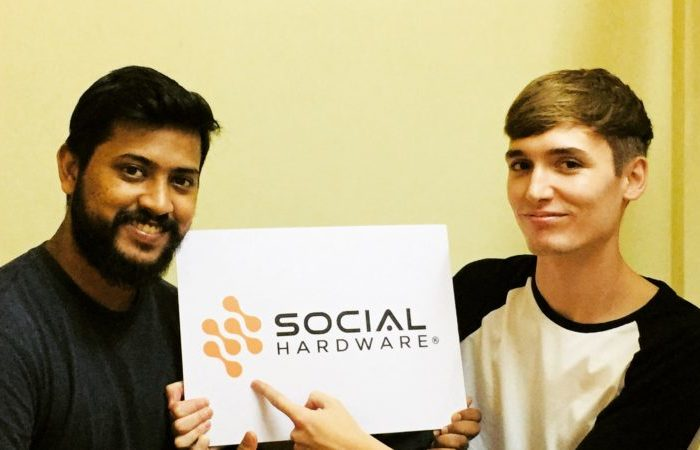 Social Hardware: Providing free prosthetics for India's labor force