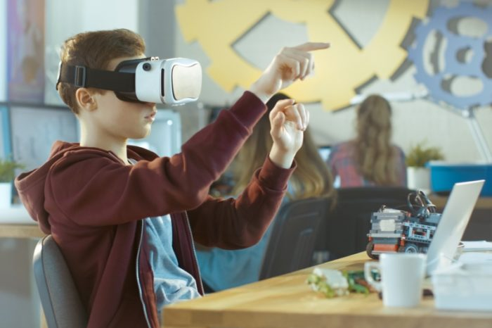 'AR and VR have enormous potential for making daily lessons of students more immersive and interactive': Edtech Company KOMPANIONS Co-founder