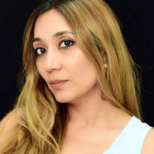 Namrata Zakaria.