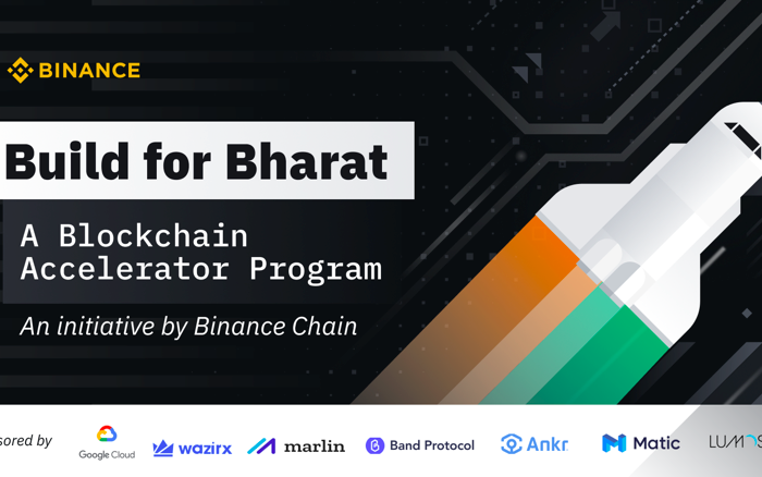 Binance Launches 'Build For Bharat' India's First DeFi Focused Hackathon