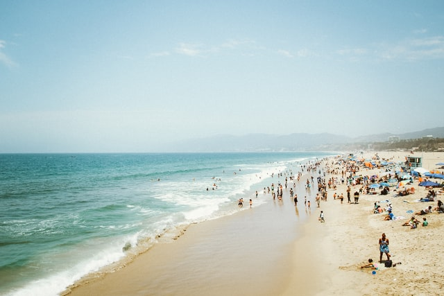 New App to Maintain Social Distancing in UK Beaches After Bournemouth Incident