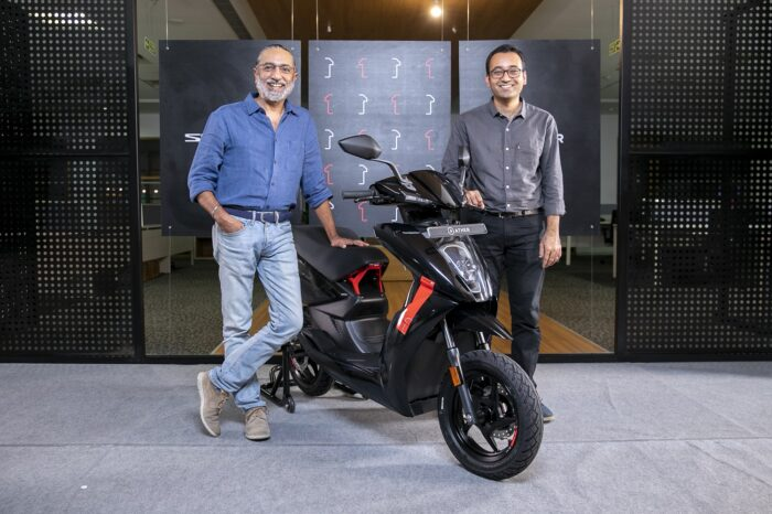 {Tech Upgrade: Series1} Ather Energy Unveils Collector's Edition of its 450X with Tinted Translucent Panels