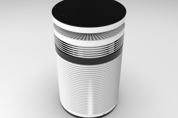{Gadget Launch: Smoke Stop Air Purifiers} Clean tech Startup Uses EGAPA to Trap CO2 Acidic Gases & Particulate Matter