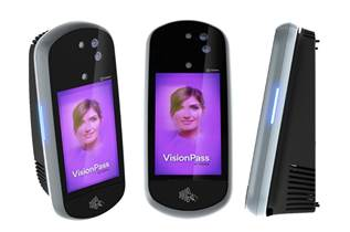 {Tech Launch: VisionPass} A Contactless Facial Recognition Access Control Device Arrives in India