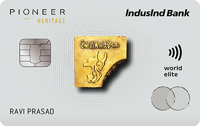 Fintech Launch: IDEMIA Launches First Metal Credit Card for IndusInd Customers