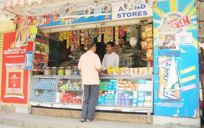 {L-Commerce Platform: eSamudaay} Bringing Kiranas in Tier 2-3 Cities Together in a Decentralized Self-Governed Digital Marketplace