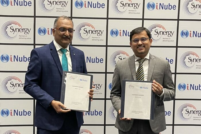 Insurtech Partnership: Synergy and iNube Join Hands to Expand Offerings for Enabling E-insurance