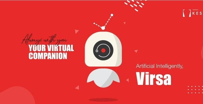 {AI Launch: Kestone's Virsa Bot} India's First AI Powered Virtual Event Smart Assistance to Up Audience Engagement Time
