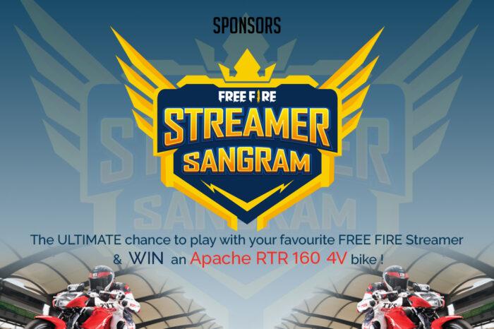 Esports Tournament: BlitzkriegXP Announces Streamer Sangram