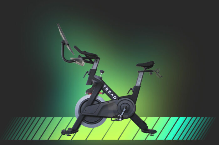 {Fitness Tech Launch: TREAD One} TREAD Unveils Its First Integrated Futuristic Spin Bike