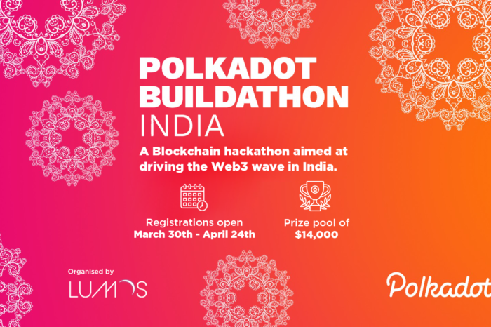 {Event Alert: Polkadot Buildathon} Aimed at Developers and Entrepreneurs Driving the Web3 Wave in India