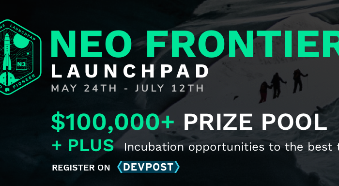 Blockchain hackathon: Neo launches a global launchpad program to empower blockchain solutions & innovation