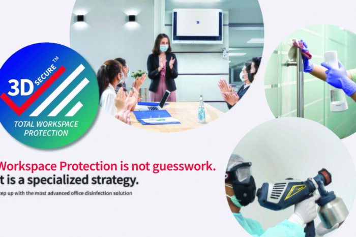 SHARP launches 3D Secure - Total Workspace Protection for corporate workspaces