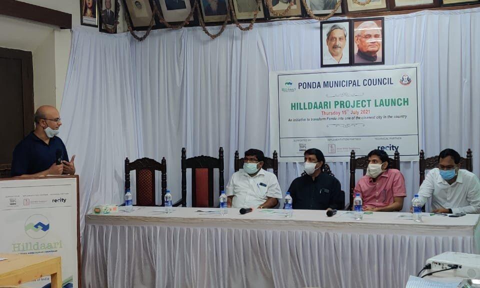 Nestlé India partners with Ponda Municipal Council, Stree Mukti Sanghatana & Recity Network to launch Project Hilldaari in Ponda