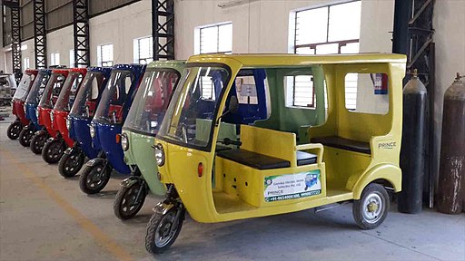 EV Bharat is spiffing up to become 30% electric by 2030
